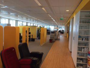 Groter kantoorgebied