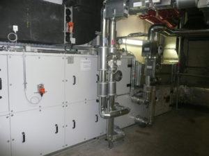 Klimaat installatie